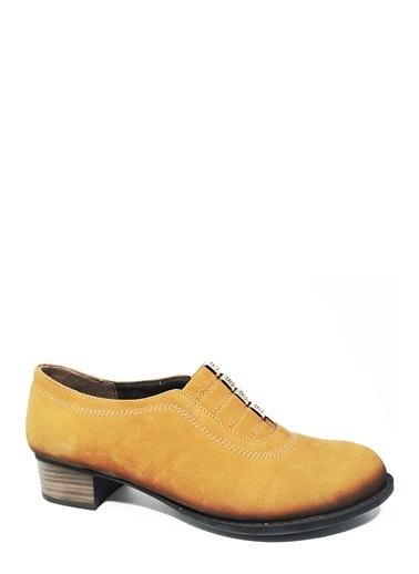 Nemesis Shoes Ayakkabı Taba